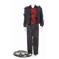 "Ewan McGregor ""Ed Bloom"" animatronic spider costume & 2 snake puppets from Big Fish"