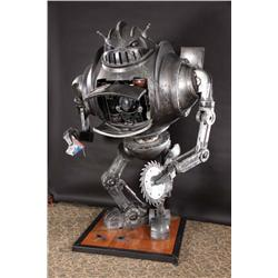 Screen-used Robot from Zathura: A Space Adventure
