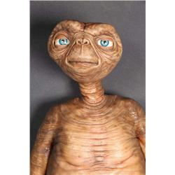 Screen-used animatronic E.T. The Extra-Terrestrial puppet used in BT television commercials