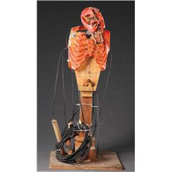 Library ghost armature from Ghostbusters