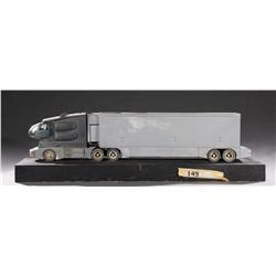 Stealth truck filming miniature from Highwayman