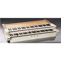 Cryptkeeper's organ keyboard from Tales from the Crypt