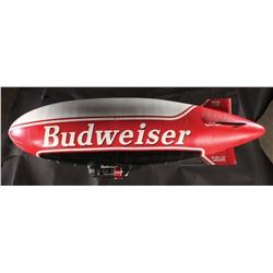 Budweiser dirigible/blimp model from Bud Bowl VI