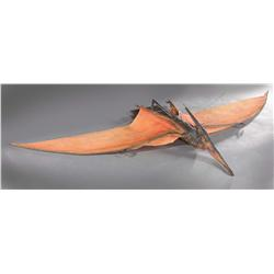 Latex Pteranodon motion-control miniature