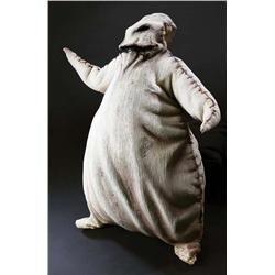 Oogie Boogie puppet from The Nightmare Before Christmas