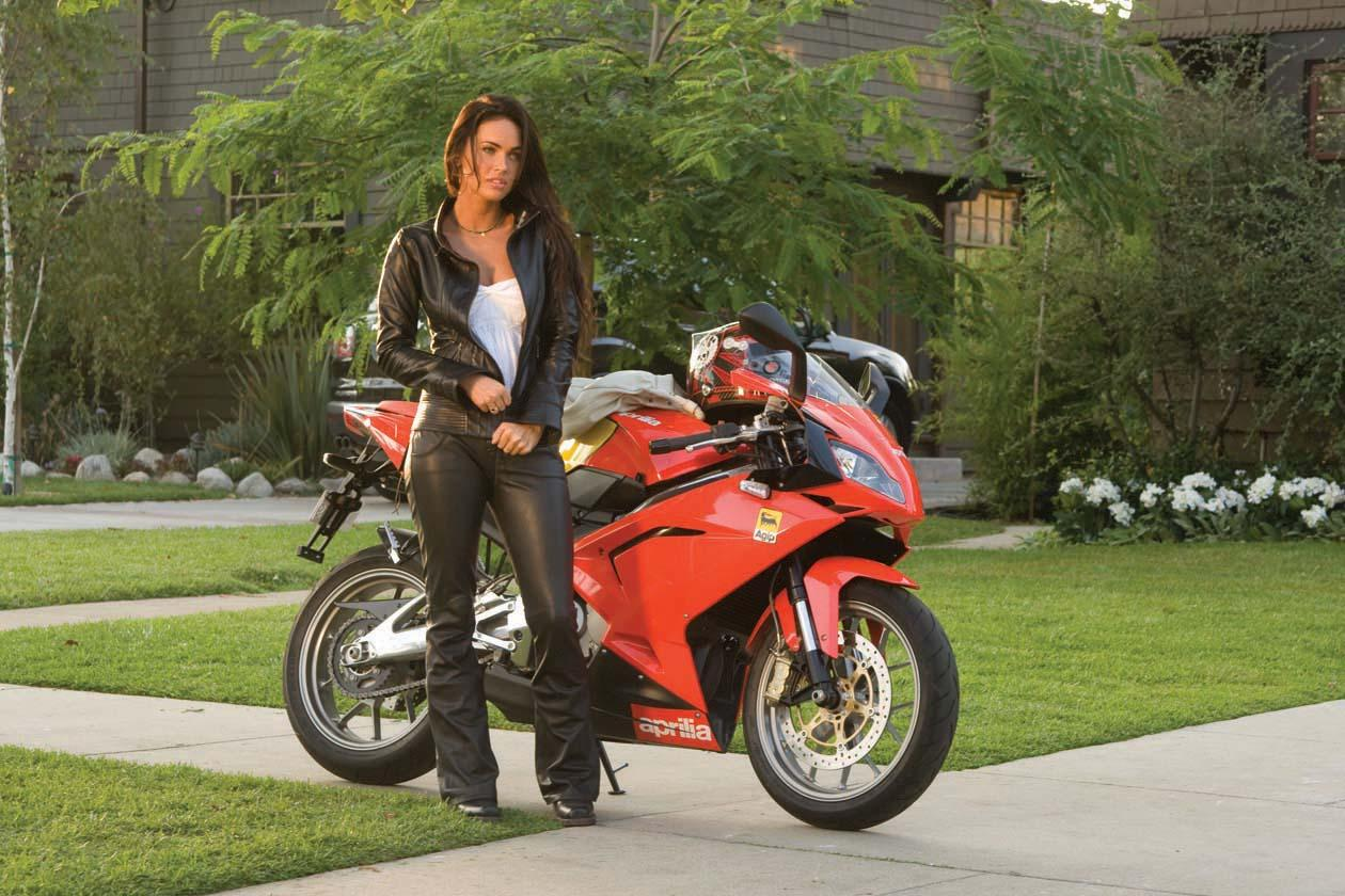 Image 2 Megan Foxs Hero Black Leather Motorcycle Costume From Transformers Revenge Of The