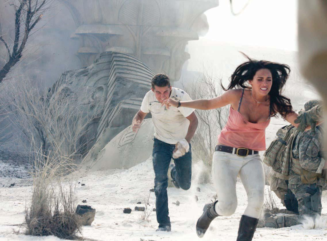Image 3 Megan Foxs Hero Distressed Final Battle Costume From Transformers Revenge Of The