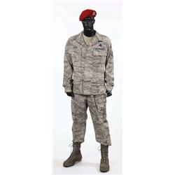 Tyrese Gibson's military costume from Transformers: Revenge of the Fallen