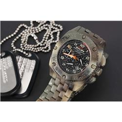 MTM Special Ops watch and dogtags worn by Tyrese Gibson in Transformers: Revenge of the Fallen
