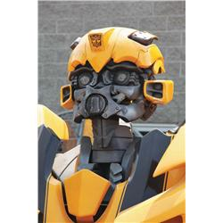Full-scale screen-used Hero Bumblebee robot from Transformers