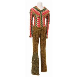 """Michael Jackson stage-worn Boyd Clopton design from """"Going Back to Indiana"""" and other concerts"""