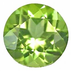 2mm VVS Diamond Cut Top AAA Green Sapphire Nigeria (GMR-0300)