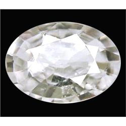1.60ct Natural White Zircon Gemstone (GEM-10999)