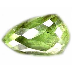 2.46ct Attractive Briolette Natural Green Sapphire (GEM-11259)
