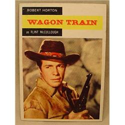 1958 TOPPS WAGON TRAIN TRADING CARD NO. 47 - Rober