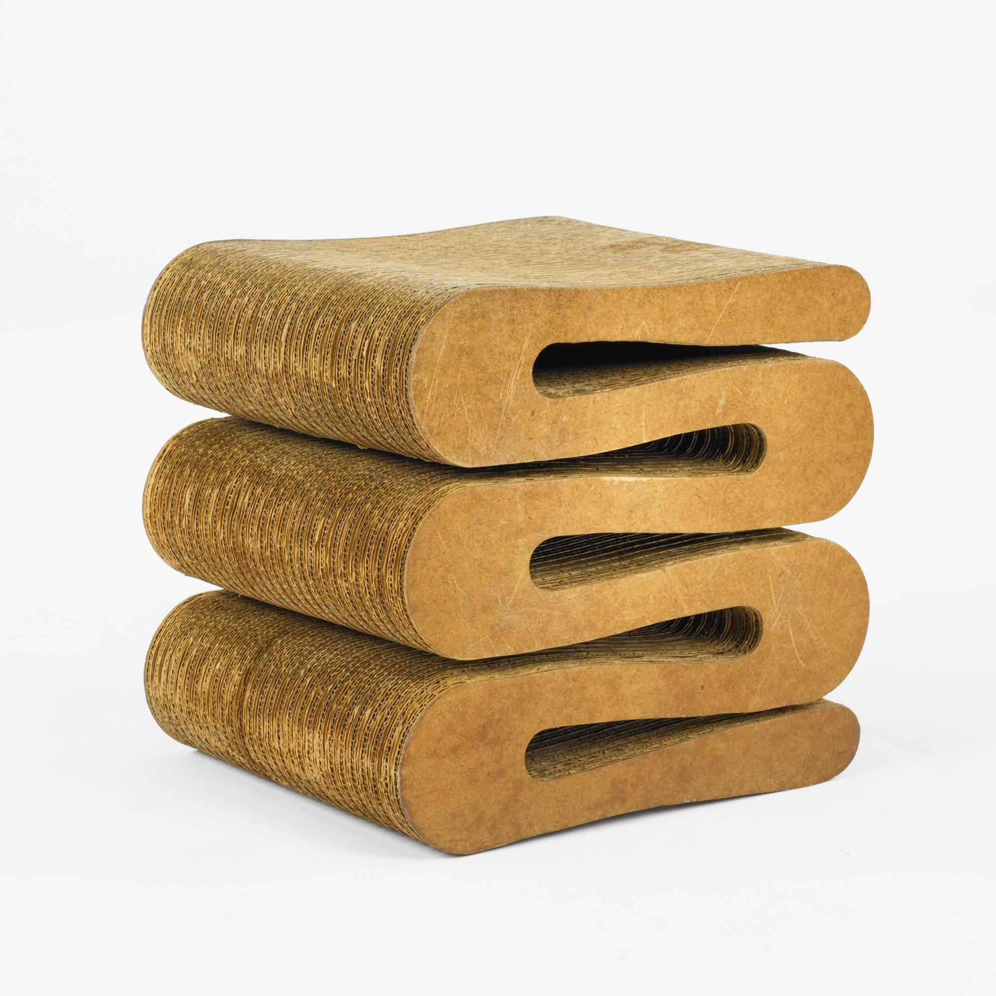 Frank Gehry Wiggle Stool