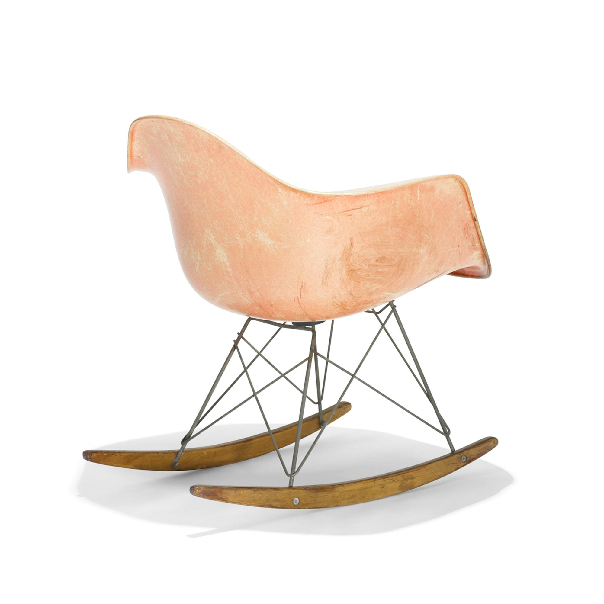 Charles and ray eames rar for Chaises rar charles eames