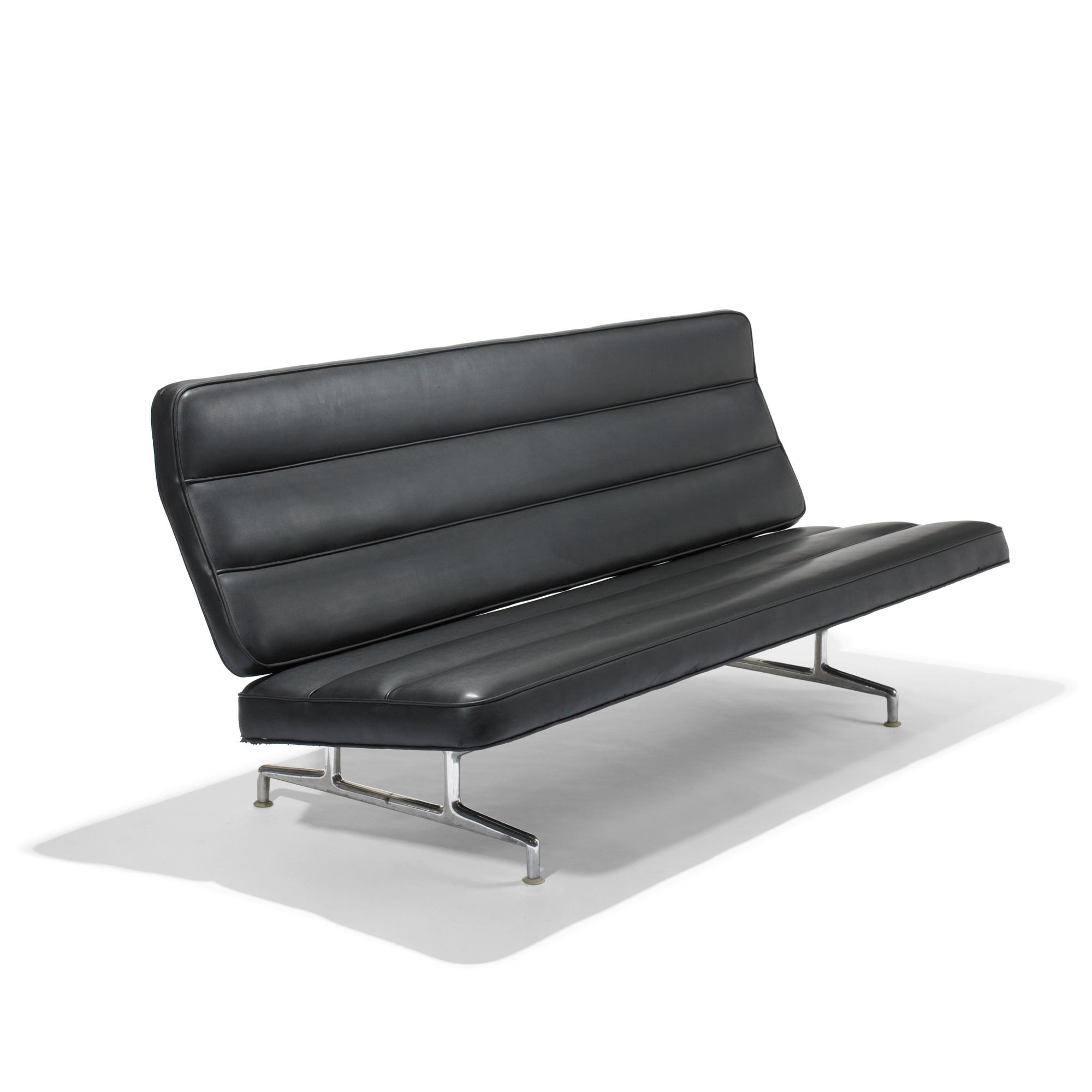 charles and ray eames 3743 sofa. Black Bedroom Furniture Sets. Home Design Ideas