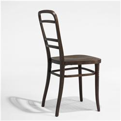 Otto Wagner side chair for the Post Office Savings Bank