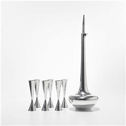 Gorham decanter set