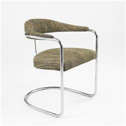 Anton Lorenz armchair, model SS33