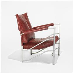 Warren  McArthur lounge chair, model 1014 AUR