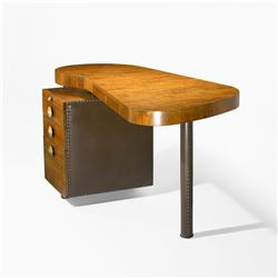 Gilbert Rohde Paldao Group desk, model 4106