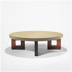 Paul Frankl coffee table, model 5021
