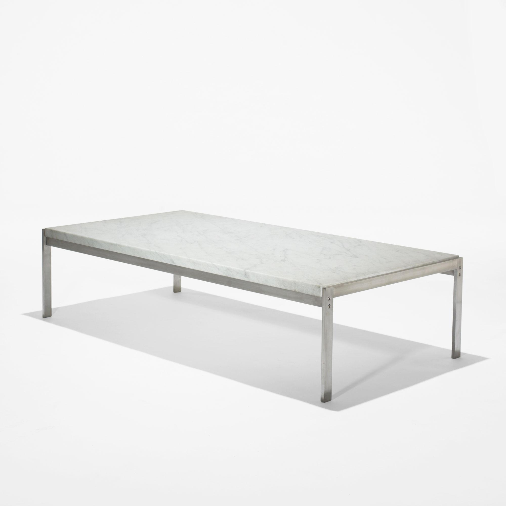 Como Marble Coffee Table: Como Coffee Table White-marble 60x60 (Bolia)