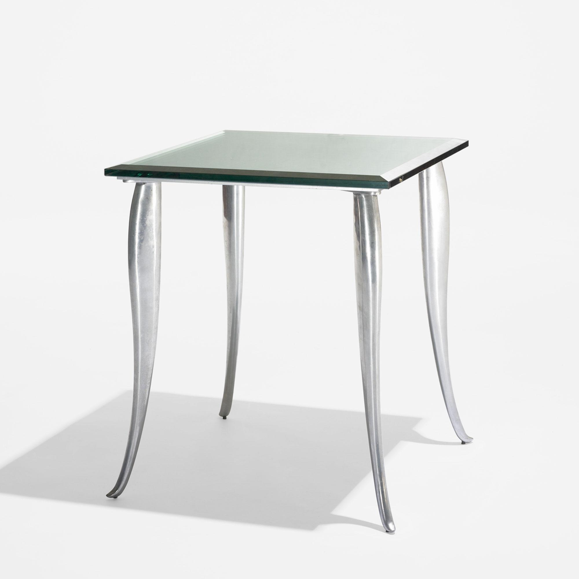 philippe starck prototype table for the royalton hotel. Black Bedroom Furniture Sets. Home Design Ideas
