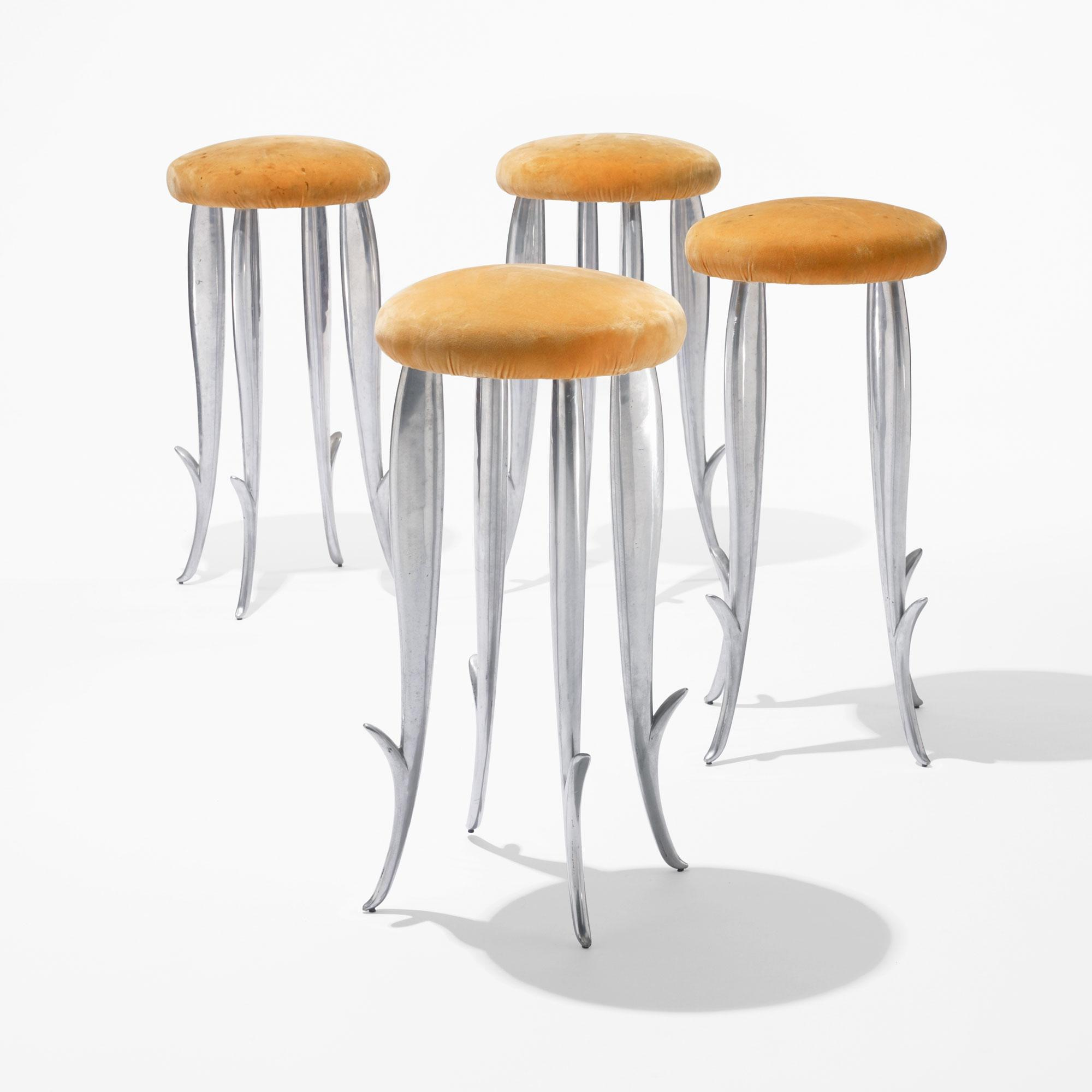 Philippe Starck Royalton Barstools Set Of Four