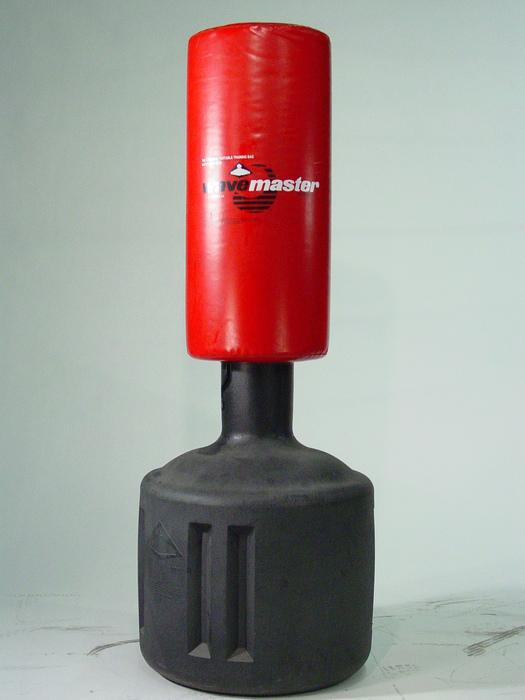 floor standing kick boxing punching bag