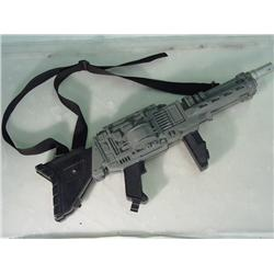 Children's Plastic Space Machine Gun with Shoulder Strap