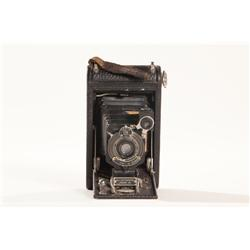 Vintage 1930's Kodak Jr. Brownie Camera