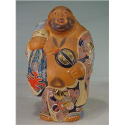 "Ceramic Buddha Statue 12"" Tall"