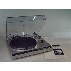 Vintage Technics Record Turntable Model SL-230