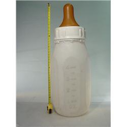 Giant Plastic Baby Bottle 3 1/2""