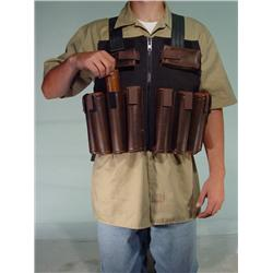 Bank Robber Bomb Vest Production Made