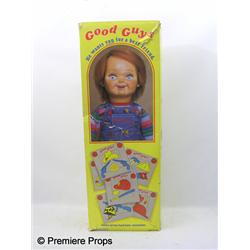 Childs Play Good Guy Doll http://www.icollector.com/Child-s-Play-2-Good-Guys-Doll-Box-Movie-Props_i8689944