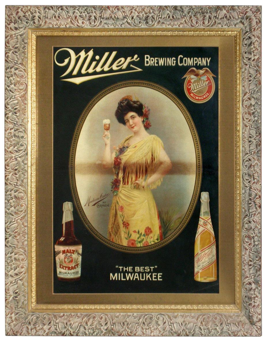 miller brewing co Find information about miller brewing company including history, miller brands, sustainability, and brewery tours.