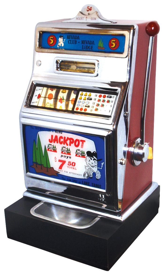 Club Rodeo Slot Machine