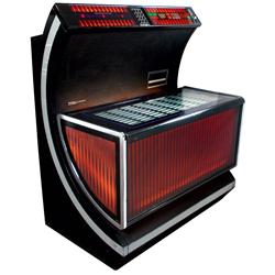 "Jukebox, Seeburg Model USC2, VG working cond, 51""H x 39""W x 29""D."