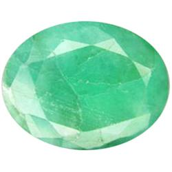 4.60ct Brilliant Rare Green Columbian Emerald (GEM-15063)