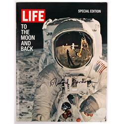 Apollo 12, 1969, Richard Gordon Autograph