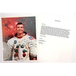 Apollo 13, 1970, Fred Haise Autographs