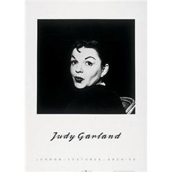 Judy Garland, Black & White Photograph. Rare & Out of Print