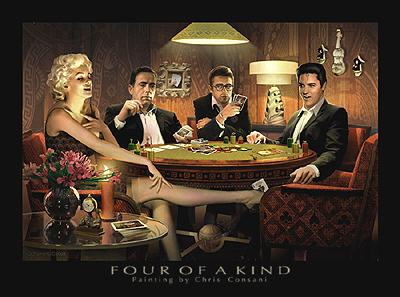 start online casino poker 4 of a kind