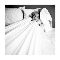 Milton H. Greene, Marilyn Monroe in Bed. Photograph
