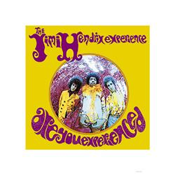 Jimi Hendrix Experience: Are You Experienced? Poster
