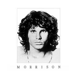Jim Morrison. The Doors. Photograph